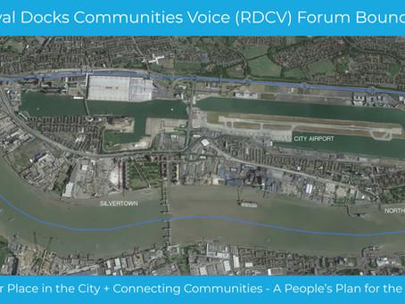 Proposed neighbourhood plan boundary