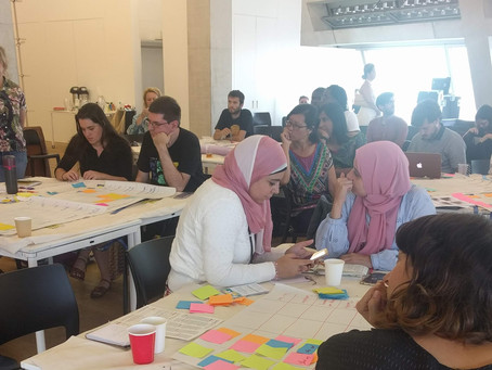 Public sessions to plan Open Community Mapping workshops this 21 November and 5 December