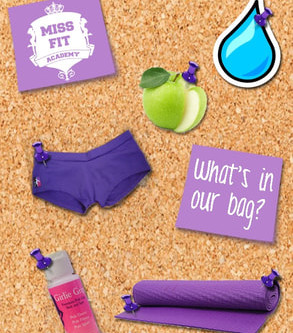 What's in Our Bag: Miss Fit Academy Essentials