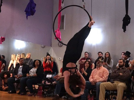 3 Life Changing Reasons You Should Hang Upside Down Today