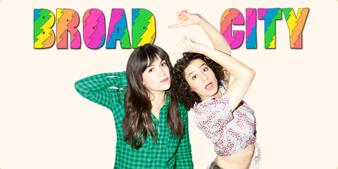 """This pick might not be a """"flick"""" by normal standards, but if you're looking for some good, old-fashioned binge watching, Broad City can't be missed!"""
