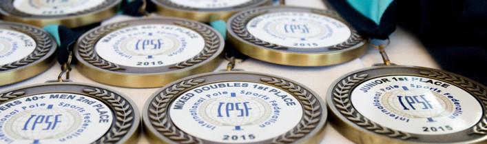 IPSF Medals