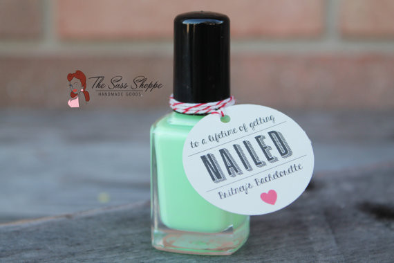 nail polish for bachelorette party