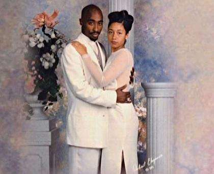 The late, great Tupac Shakur looked nothing less than fly in his prom photos. What else could we expect?
