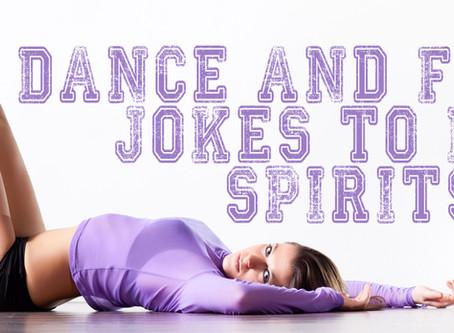 Dance & Fitness Jokes to Lift Spirits