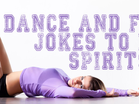 Dance & Fitness Jokes to Lift Spirits