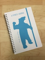 pole-ar bear notebook