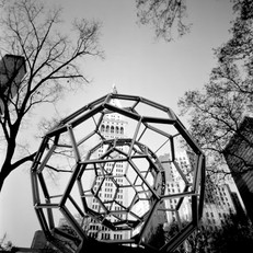 Madison Square Park Buckyball