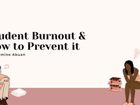 Student Burnouts & How to Prevent it