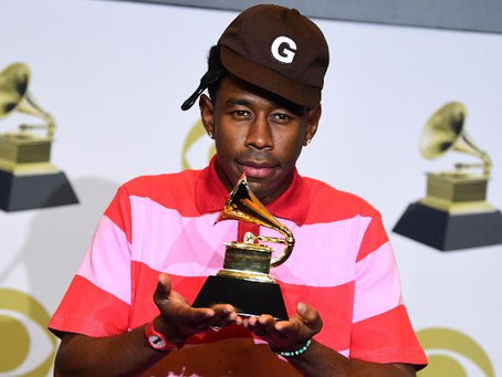 Tyler, The Creator gets real about his Grammy win