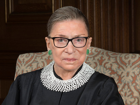 RBG's Greatest Achievements