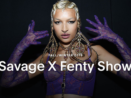 Savage X Fenty Redefines the Term Sexy Forever