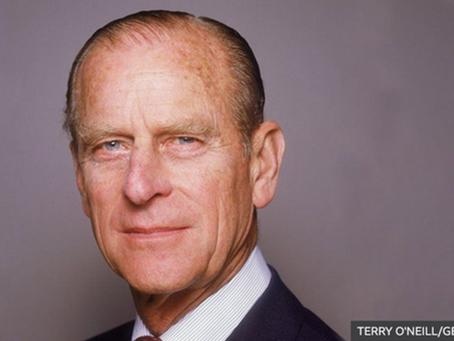 Black and Irish Twitter reacting to Prince Phillip's passing