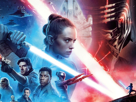 The Rise of Skywalker took Twitter by Storm{trooper}