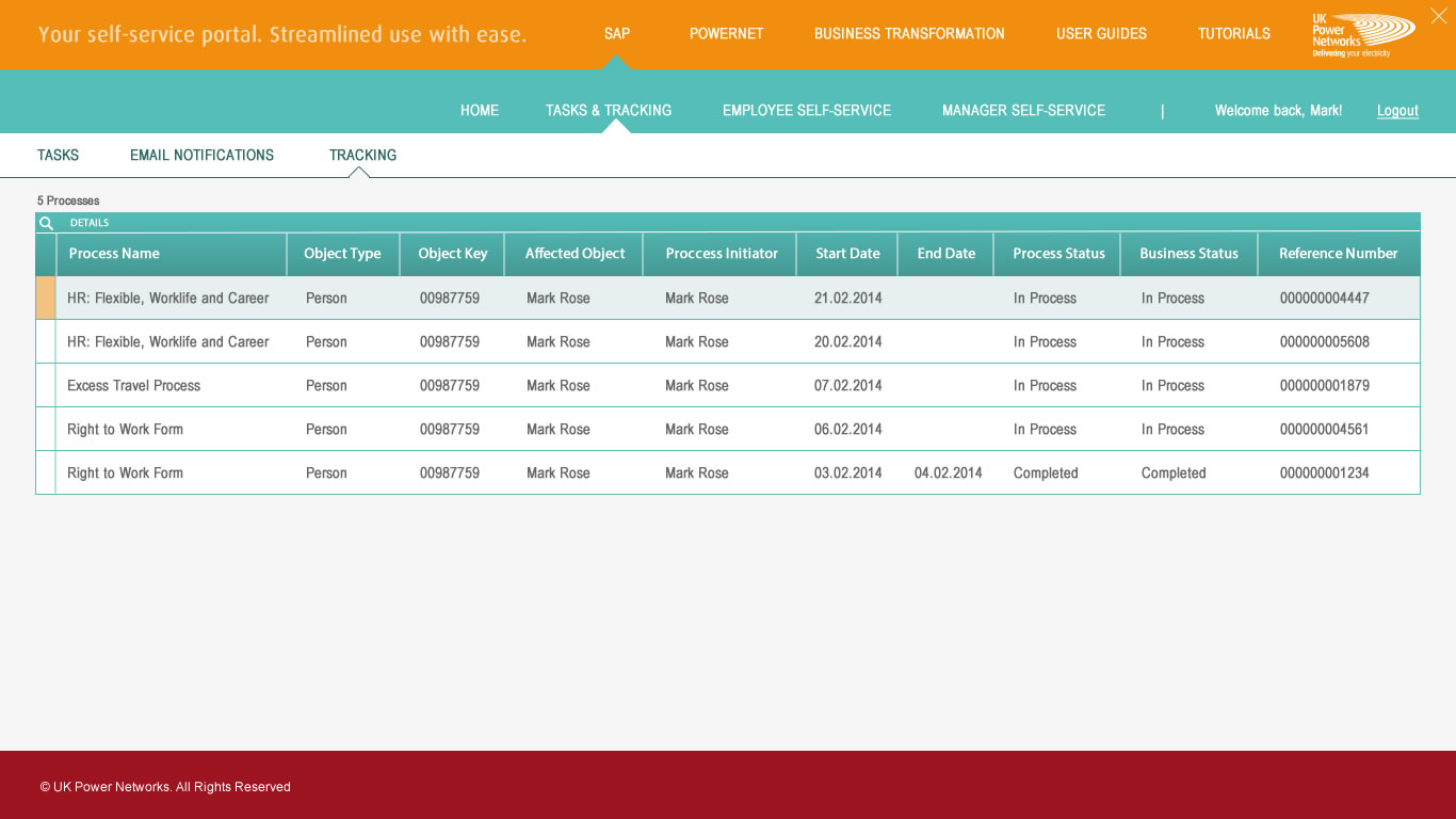 SAP Portal 03