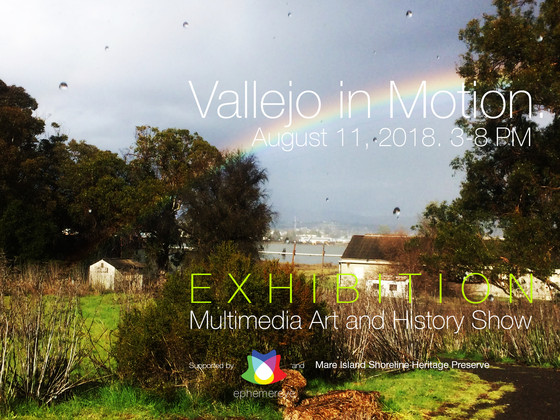 Vallejo in Motions, in 1001 Movements. Movement 1: A Spotlight.