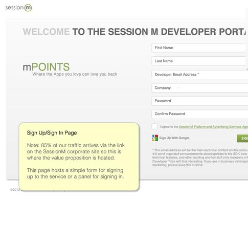 SessionM Developer Portal