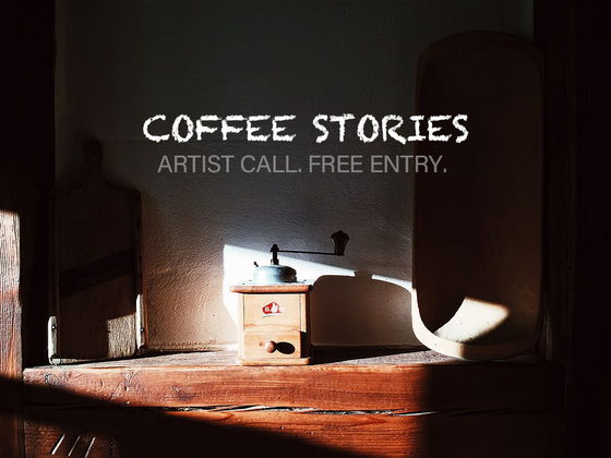 Coffee Stories - Live Show: Call for Artists