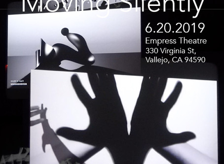 Save the date! Moving Silently 2019