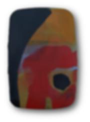 Acrylic on Plaster 04