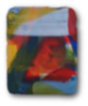 Acrylic on Plaster 05