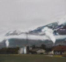 Andrew Hemingway, Landscapes, Distant Smoke Incineration Plant