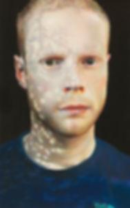 Portraits,Benj Tattooed