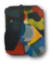 Acrylic on Plaster 12