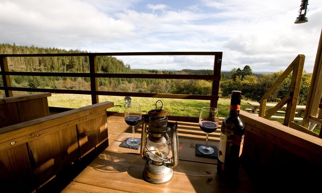Brig y bryn verandah
