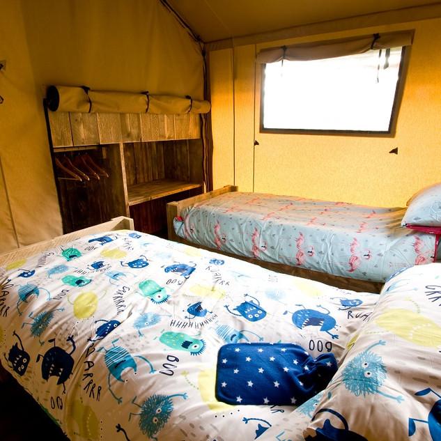Brig y bryn single beds