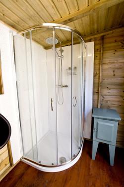 Brig y bryn bathroom shower
