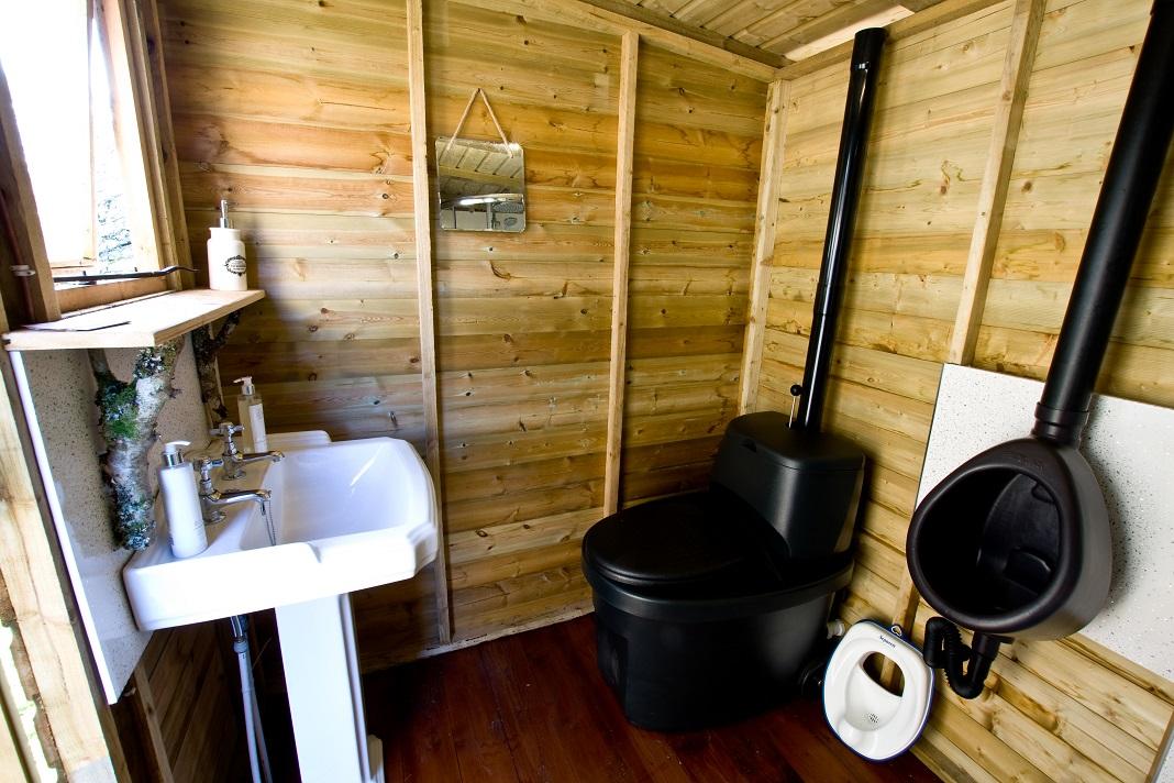 Brig y bryn bathroom