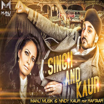 'SINGH & KAUR' INTERVIEW WITH MANJ MUSIK