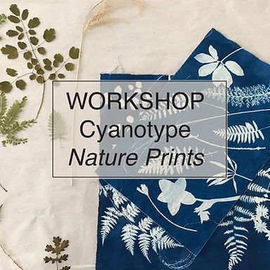 Introduction to Cyanotype: Nature Prints