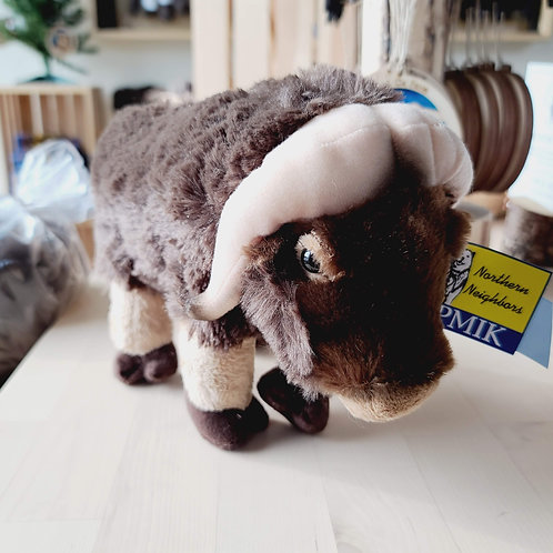 Medium Stuffed Musk Ox