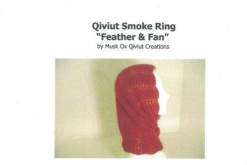 Feather and Fan Smoke Ring Pattern