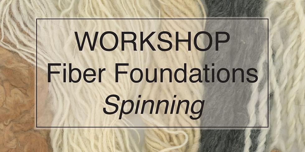Fiber Foundations: Spinning