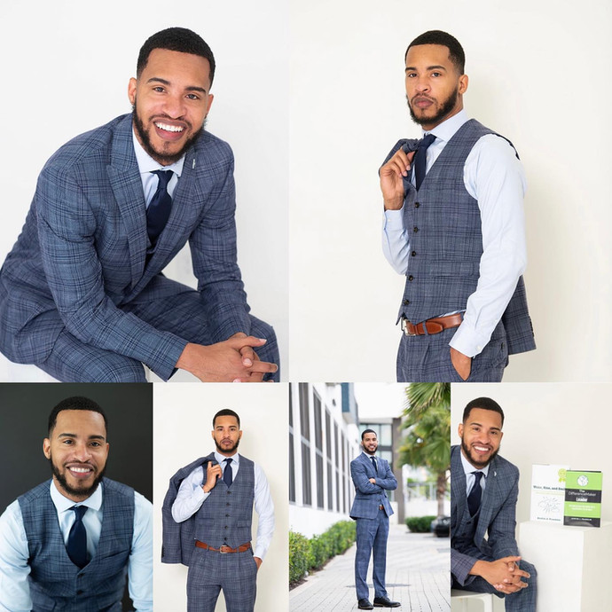 CEO, Author. Inspirational Speaker- Austin J. Franklin