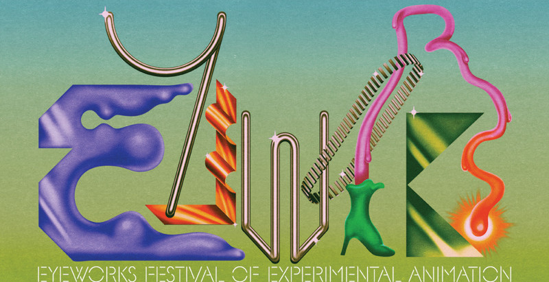 Eyeworks Festival of Experimental Animation is coming!
