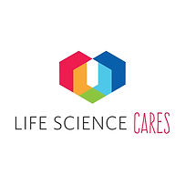 LIfe Science Cares Logo