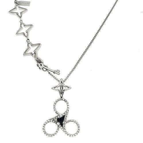 """LIVE SALE Shine Bright 20"""" Necklace Silver Tone"""