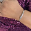 Thumbnail: LIVE SALE Key To My Heart Light Of My Life Bracelet Silver Tone(for small wrist)