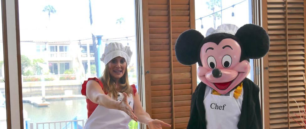 Mickey and Renee