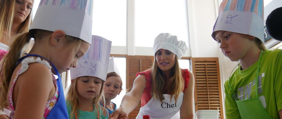 Renee Kohn Cooking with Characters