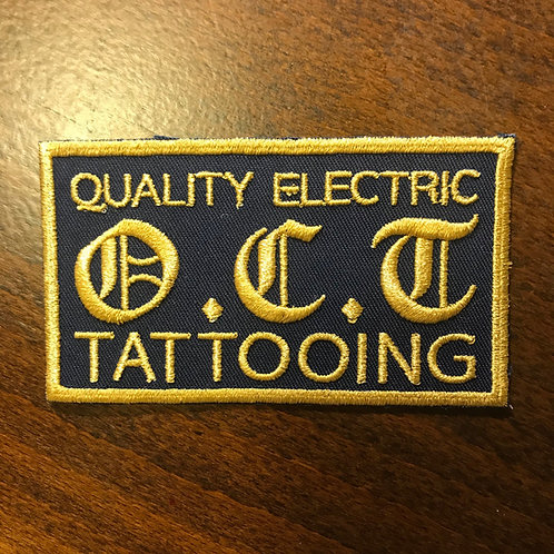 OCT Quality Tattooing Patch
