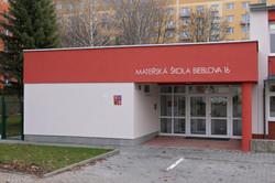 MATEŘSKÁ ŠKOLA BIEBLOVA, BRNO
