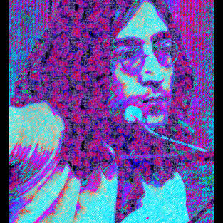 Pensive John