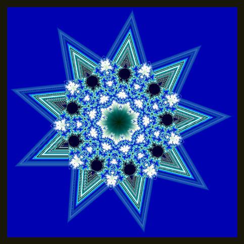 Classic-frozen-fractal