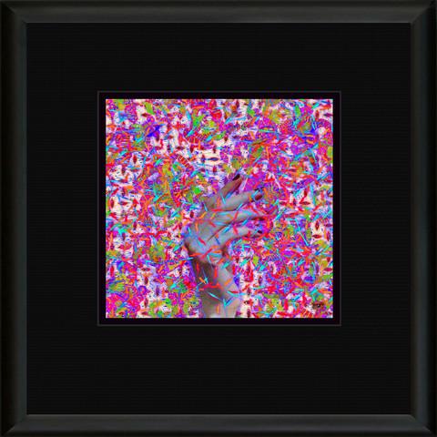 WOJ 90 Framed