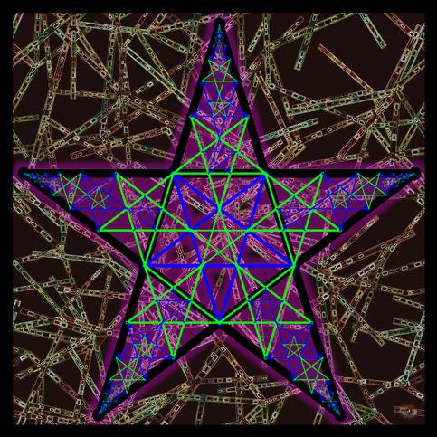 Pentagon Star 2